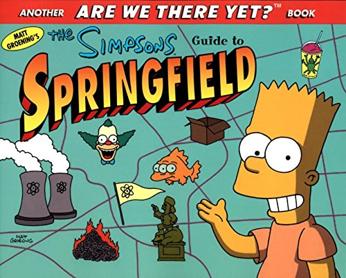 The Simpsons Guide to Springfield por Matt Groening