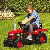 Traktor mit batterie 6v