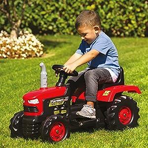 Dolu - Tractor con batería de 6 V (6268061)