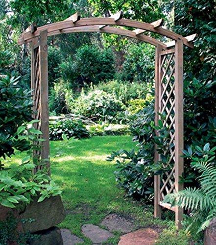 G C Arkadenpergola Gartendekoration Und Kletterpflanzen