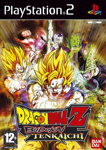 Namco Bandai Games Dragon Ball Z - Juego (PS2, PlayStation 2)