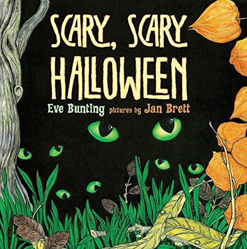 Scary, Scary Halloween Book & CD