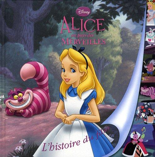Alice au pays des merveilles par Disney