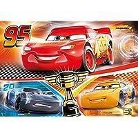 Clementoni 29747 - Puzzle Cars 3, 250 Pezzi