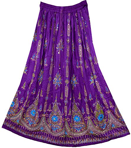 jnb-rayonne-rides-jupe-indian-ppl-rock-kjol-jupe-hippie-retro-bohemien-boheme-falda-femme-e