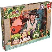Jumbo Games Mr Bloom's Nursery Jigsaw Puzzle Assortment (20-Piece)