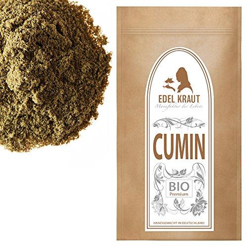 EDEL KRAUT | BIO KREUZKÜMMEL gemahlen - Premium AYURVEDA Kumin Organic 1000g