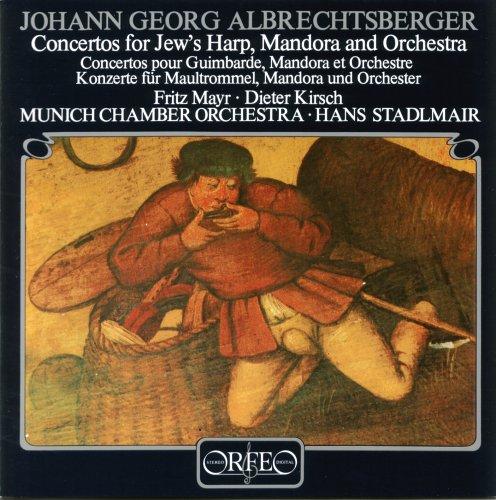 Albrechtsberger: Konzerte für Maultrommel und Mandora