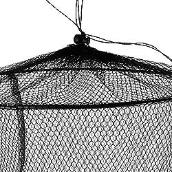 Magideal Mini Foldable Crab Fish Lobster Crawdad Fishing Trap Net River Lake Fish