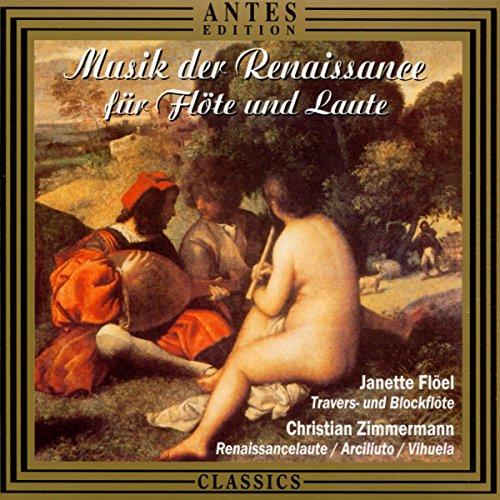 Musik der Renaissance für Flöte und Laute