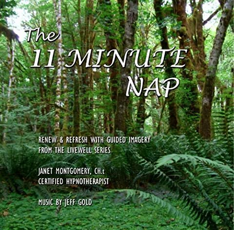11 Minute Nap: Designed to Recharge your Body and Mind by Janet Montgomery (2008-12-09)