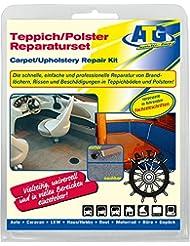 Kit de réparation tapis, revêtement, sièges, tapisserie, brûler, bateau, yacht, voilier