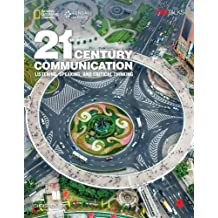 21st Century - Communication: B2/C1: Level 4 - Student's Book (with Printed Access Code)