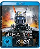 Chappie  (Mastered in 4K) [Blu-ray]
