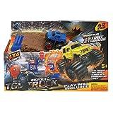 Speelgoed S7504/KLS500-89 - Autoset, 42-teilig Super Stunt Stadium