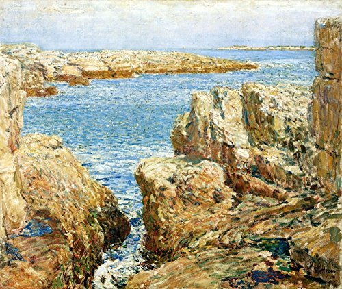 Das Museum Outlet-Coast Scene, Isles of Shoals (, 1901-Canvas Print Online kaufen (76,2x 101,6cm)
