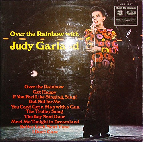 Over The Rainbow With Judy Garland (Over The Garland Lp Judy Rainbow)