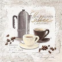 suchergebnis auf amazon.de für: leinwandbild küche - kaffeetasse - Leinwandbilder Für Küche