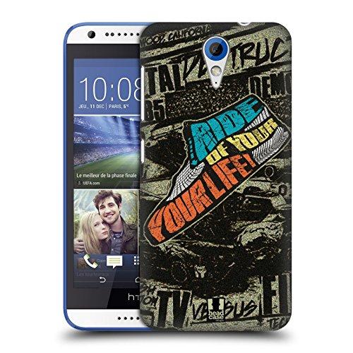 Head Case Designs The Sole Motivation Live BMX Ruckseite Hülle für HTC Desire 620/620 Dual SIM
