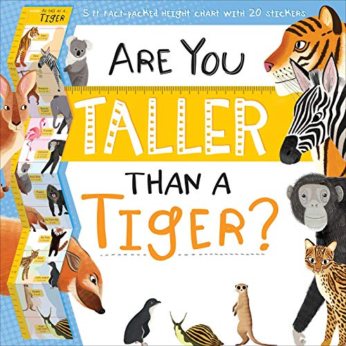 Tall Leopard (Are You Taller Than a Tiger)