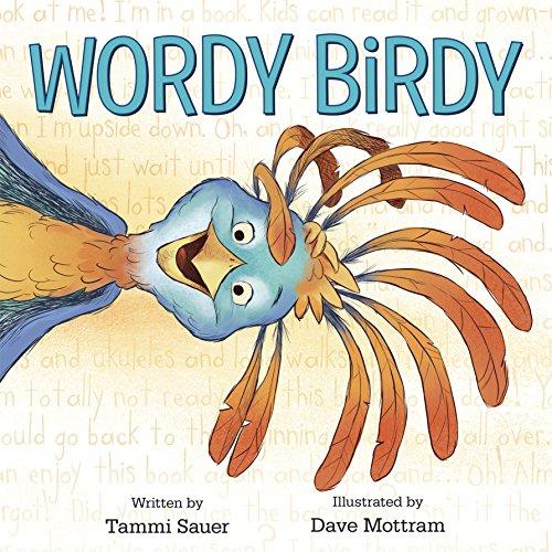 Wordy Birdy (English Edition)