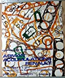 Arman Acoumulations Renault (Plakat)