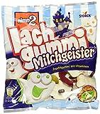 nimm2 Lachgummi Milchgeister – Spaßiges Fruchtgummi mit Vitaminen – 15er Pack (15 x 225g)