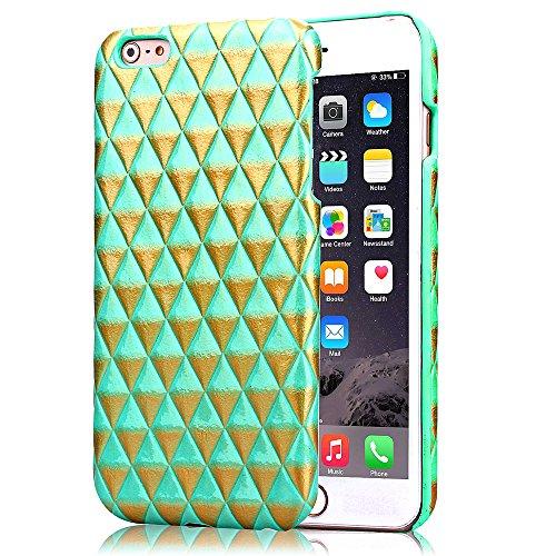 """MOONCASE iPhone 6 Case Hard Shell Cover Housse Coque Etui Case pour iPhone 6 (4.7"""") Violet Azur"""