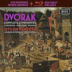 Sinfonien 1-9,orchesterwerke,requiem