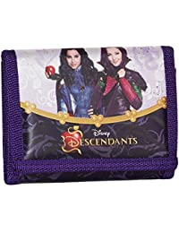 Karactermania Los Descendientes Evil Monedero, 12 cm, Morado
