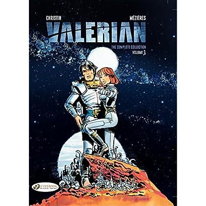 Valerian - The Complete Collection - Volume 1 (Valerian et Laureline (english version))