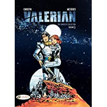 Valerian et Laureline (english version) - Tome 1 - Valerian - The complete collection