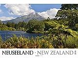 Neuseeland 2018 - New Zealand - Bildkalender XXL (64 x 48) - Landschaftskalender - Naturkalender