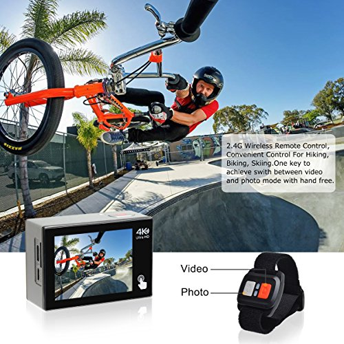 Zoom IMG-2 campark action cam x20 hd