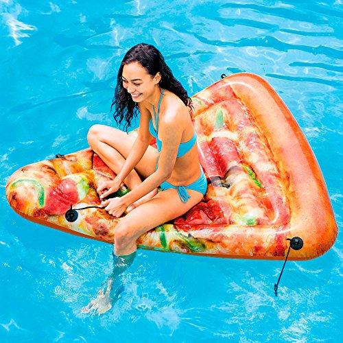 *Intex – Point de Pizza Gonflable 175×145 cm, 9558752, Multi Achat