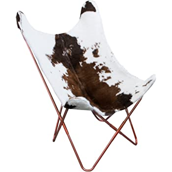 THE HOME DECO FACTORY Fauteuil Papillon Acrylique, 70 x 77 x 101 cm