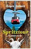 Spritztour: Ein Allg�u-Krimi (Allg�u-Krimis, Band 6) medium image