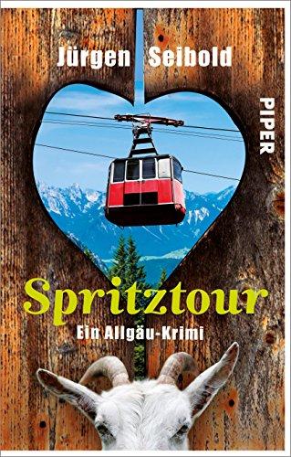 Buchseite und Rezensionen zu 'Spritztour' von Jürgen Seibold