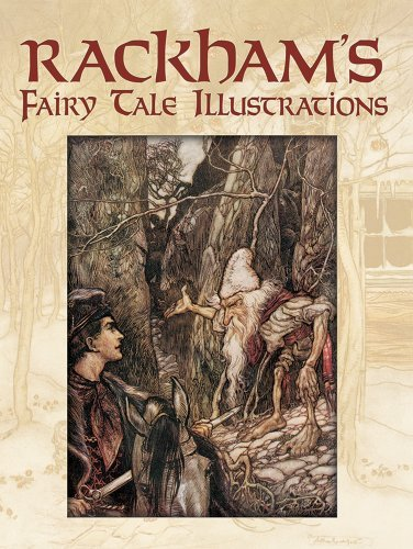 Rackham's Fairy Tale Illustrations: 8 (Dover Fine Art, History of Art)