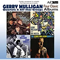 Gerry Mulligan Quartet At Storyville: Bike Up The Strand / Utter Chaos