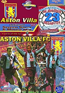 Aston Villa Screen Saver & Mouse Mat