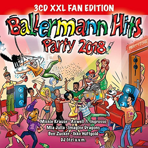 Ballermann Hits Party 2018 (XXL Fan Edition)