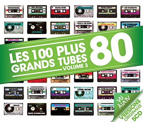 les-100-plus-grands-tubes-80-vol3-5-cd
