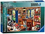 Ravensburger My Haven No 2. The Man Cave Puzzle, 1000 Einzelteile