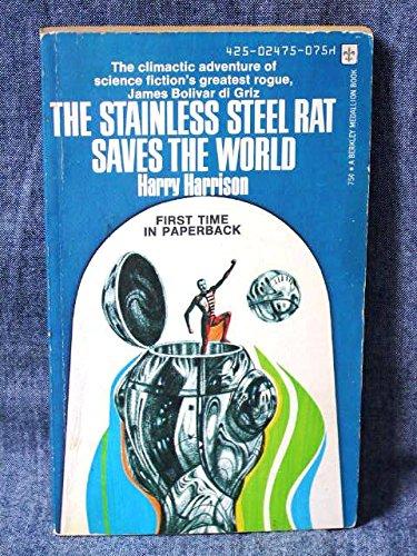 S Steel Rat Saves Wrl