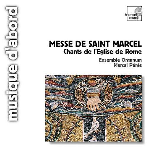 Messe De Saint Marcel - Chants De L'Eglise De Rome
