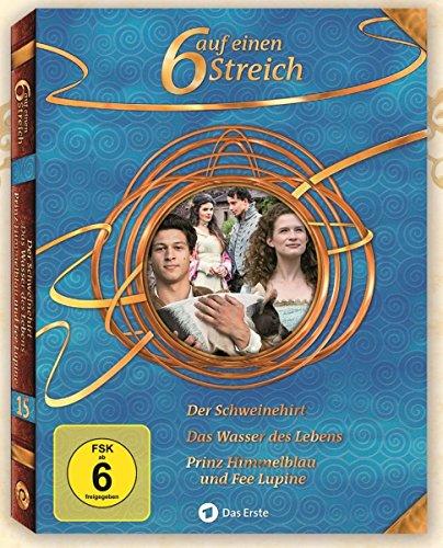 Sechs auf einen Streich - Märchenbox 15 [3 DVDs]