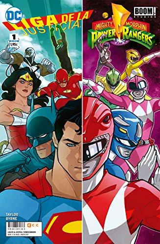 Liga de la Justicia/Power Rangers núm. 01: Liga de la Justicia/Power Rangers 1: 6