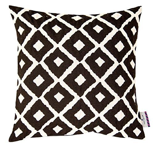 tom-tailor-562418-t-small-squares-funda-para-cojn-40-x-40cm-diseo-de-cuadros-color-negro-y-blanco