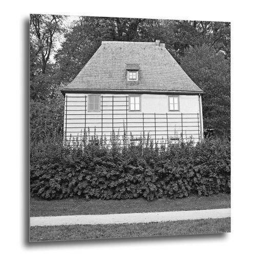 COGNOSCO - Schönes Wandbild mit Weimar-Motiv: Goethes Gartenhaus - Direktdruck auf Aludibond im...